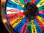 Wheel of fortune — Stock Photo