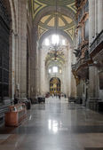 Interieur der kirche — Stockfoto