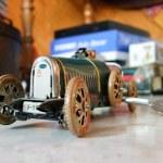 Vintage toy car — Stock Photo #49609587