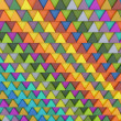 Background of colored triangles — Stock Photo #31188511