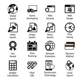 Seo Icons Vol 3 — Stock Vector