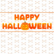 Halloween card — Stock Photo #31182499