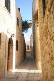 Stradine di mdina, malta — Foto Stock