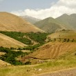 Iraqi mountains in autonomous Kurdistan region near Iran — Stock Photo