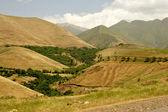 Iraqi mountains in autonomous Kurdistan region near Iran — Stock Photo