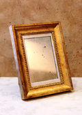 An antique decorative frame — Stock Photo