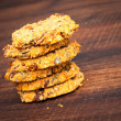 Cookies for grown ups — Stock Photo