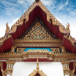 Wat King-keaw, Bangkok, Thailand — Photo
