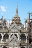 Build of temple — Stock Photo