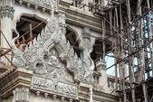Build of temple — Foto Stock