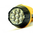 Stock Photo: electric pocket flashlight