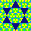 Stockvektor : Color geometric pattern
