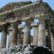 Stock Video: Ancient Greek Temple