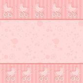Template greeting card — Vetorial Stock