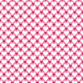Romantic pattern — Stock Vector