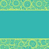 Floral seamless pattern — Vector de stock