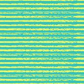 Pencil green stripes — Stock Vector