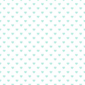 Seamless pattern with hearts — Vettoriale Stock