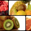 Fruit collection — Stock Video #36777115
