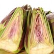 Stock Video: Artichokes