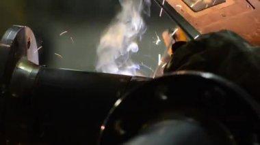 Welding — Stock Video
