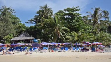 Playa de phuket — Vídeo de stock