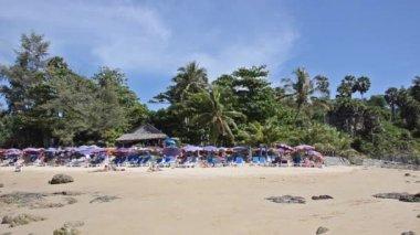 Thai beach — Stock Video