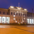 Presidential Palace in Vilnius, Lithuania — Stock Photo