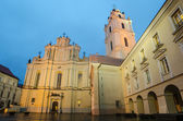 Sts. Johns Church in Vilnius — Stock Photo