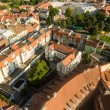 Lithuania. Vilnius Old Town in the summer — Stock Photo