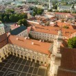 Lithuania. Vilnius. University — Stock Photo