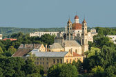Lithuania. Vilnius. Church of Ascention — Stock Photo