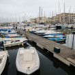 Yachts in Palermo, Sicily — Stock Photo