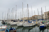 Yachts in Palermo, Sicily — Stockfoto