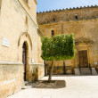 Old Town of Castelvetrano, Sicily — Stock Photo