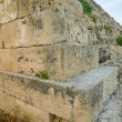 Defensive wall of Acropolis at Selinunte, Sicily — Photo