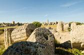 Selinunte, Sicily — Stock Photo