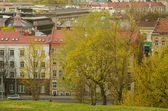 Spring in Vilnius, Lithuania — Stock Photo
