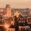 Stock Photo: Vilnius (Lithuania) in winter