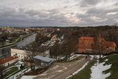 Vilnius (Lituânia) no inverno — Fotografia Stock