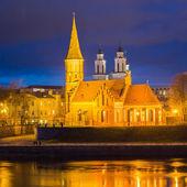 Kaunas, Lithiania — Stockfoto