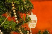 árbol de navidad — Foto de Stock