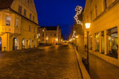 Old Town in Klaipeda (Lithuania) — Stock Photo