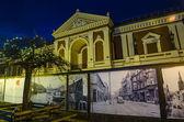 Drama Theater in Klaipeda (Lithuania) — Stock Photo