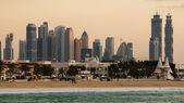 Downtown of Dubai (United Arab Emirates) — Stock Photo