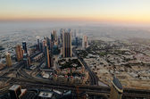 Downtown of Dubai (UAE) — Stock Photo