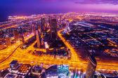 Downtown of Dubai — Stock Photo