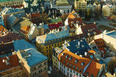 Old Town of Riga (Latvia) — Stockfoto