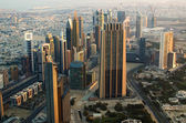 Downtown of Dubai (United Arab Emirates) in the morning — ストック写真