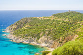 South coast of Sardinia — Stockfoto